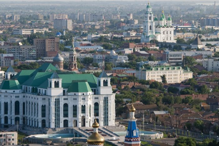 Прием детей в Астрахани. 2 дня