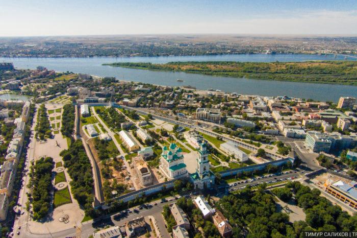 Кремль — Жемчужина Астрахани