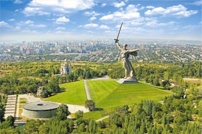 Город — герой Волгоград