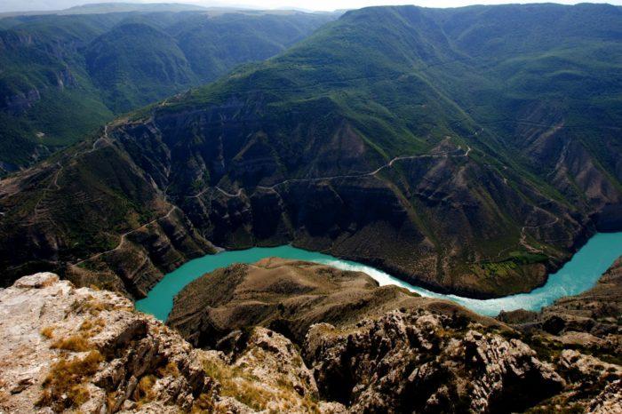 Красоты Дагестана. Майские