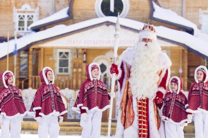 Экспресс к Деду Морозу