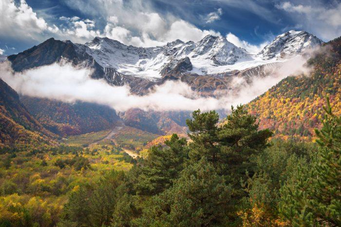 3 дня в горах Осетии