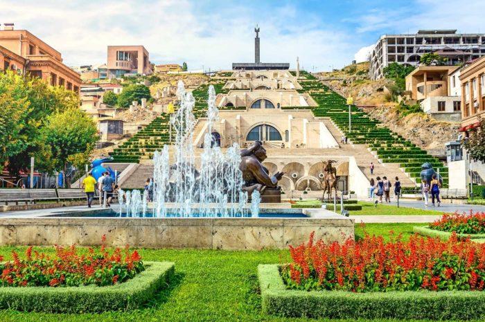 Грузия + Армения